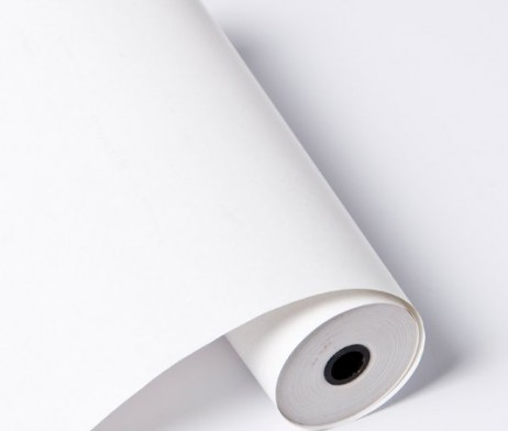 Pack de 10 unidades de papel térmico de 80mm de ancho y 25mm de diámetro.