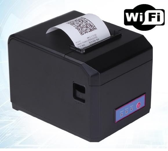 Impresora De Ticket Wifi 80mm Termica