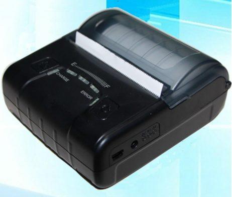 Impresora bluetooth 80mm compatible con Android y IOS
